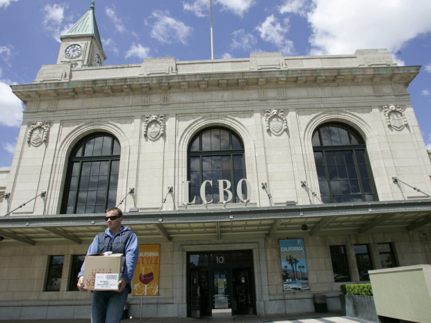 The Summerhill LCBO, is one of the buildings Paul Oberman restored.