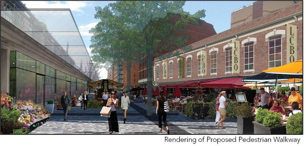 Market Street Proposed